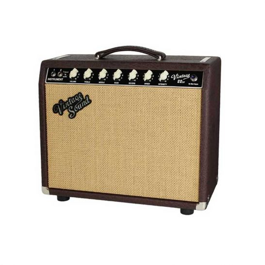 Vintage-22sc-(Deluxe-Reverb-Style)-dark-brown-product