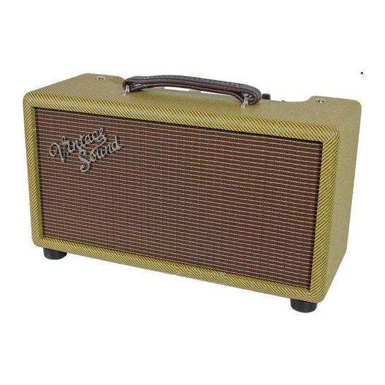 Vintage-Sound-Reverb-Unit-Tweed
